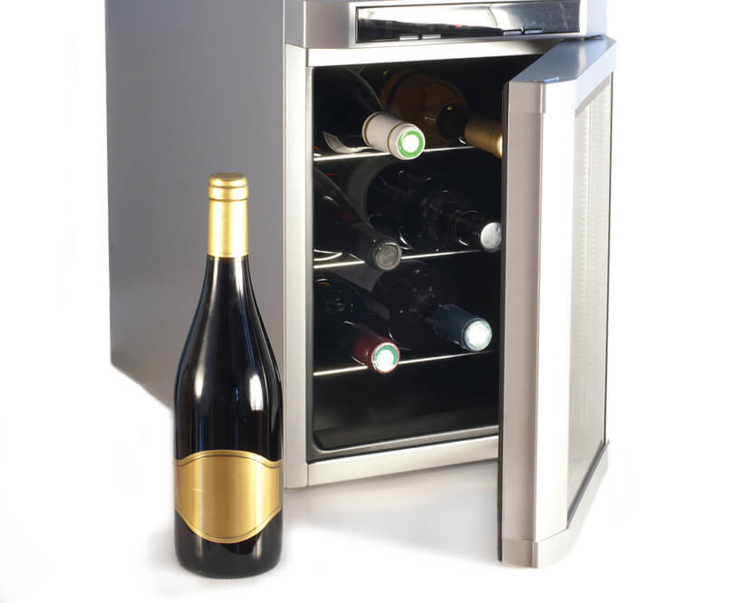 Can A Freestanding Wine Cooler Be Built In