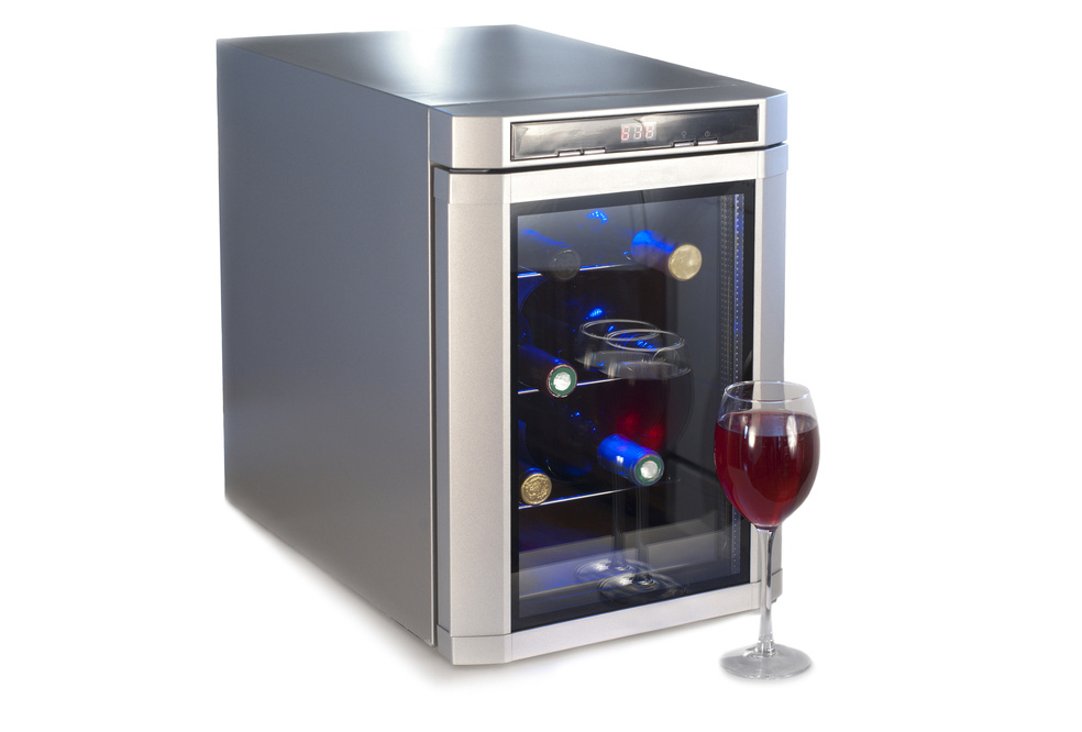 Koldfront Free Standing Dual Zone Wine Cooler